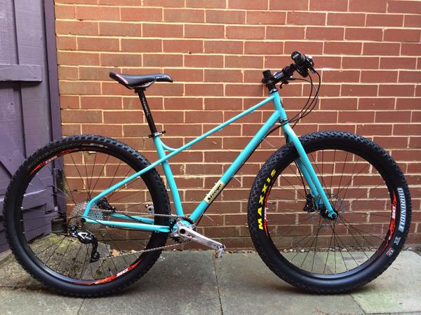 The 'Stooge' - a progressive 29er from Stooge Cycles